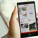 pinterest en windows phone